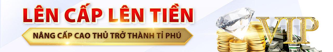 """PHẦN THƯỞNG THĂNG CẤP """" VIP """""""