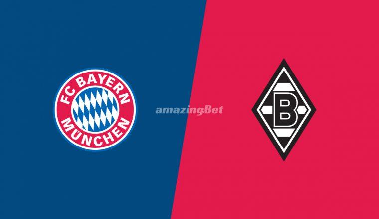 Soi kèo Bayern Munich vs Monchengladbach, Thứ bảy ngày 8 tháng 5 23:30