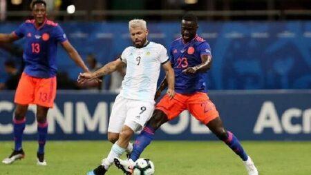 Soi kèo phạt góc Colombia vs Argentina, 6h00 ngày 9/6